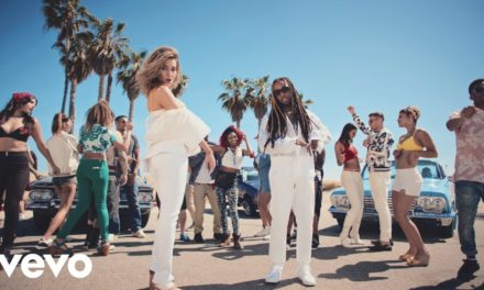 Elvana Gjata – Off Guard ft. Ty Dolla $ign (Official Music Video)