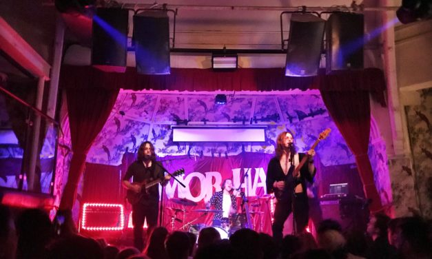 Review: Demob Happy At The Deaf Institute, Manchester | @demobhappy