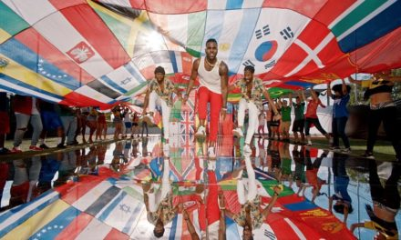 Jason Derulo – Colors (Official Music Video) 2018 World Cup Anthem