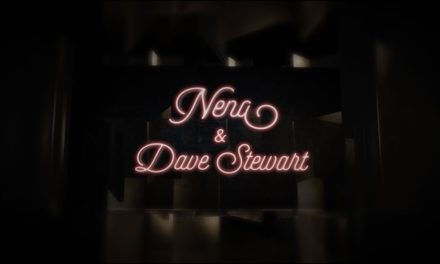 NENA & Dave Stewart – Be My Rebel (Official Music Video)