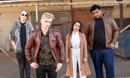 Teenage Rock Band Love Ghost Release New Single 'Girl Pusher'