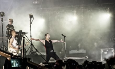 Review:  Depeche Mode At The Isle Of Wight Festival | @IsleOfWightFest
