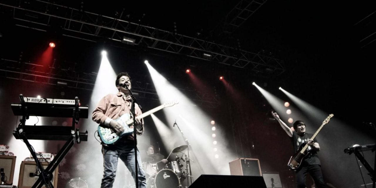 Review: The Wombats At The Isle Of Wight Festival | @thewombats
