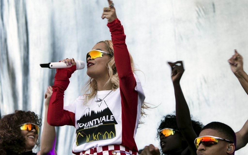 Review:  Rita Ora, Nile Rodgers With Chic And Kasabian At The Isle Of Wight Festival | @IsleOfWightFest