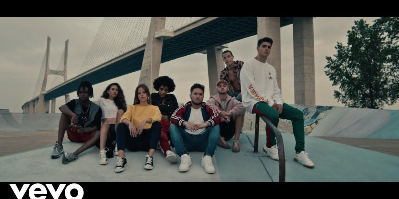 Jonas Blue – Rise ft. Jack & Jack (Official Music Video)