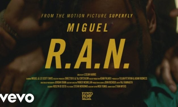 Miguel – R.A.N. (Official Music Video)