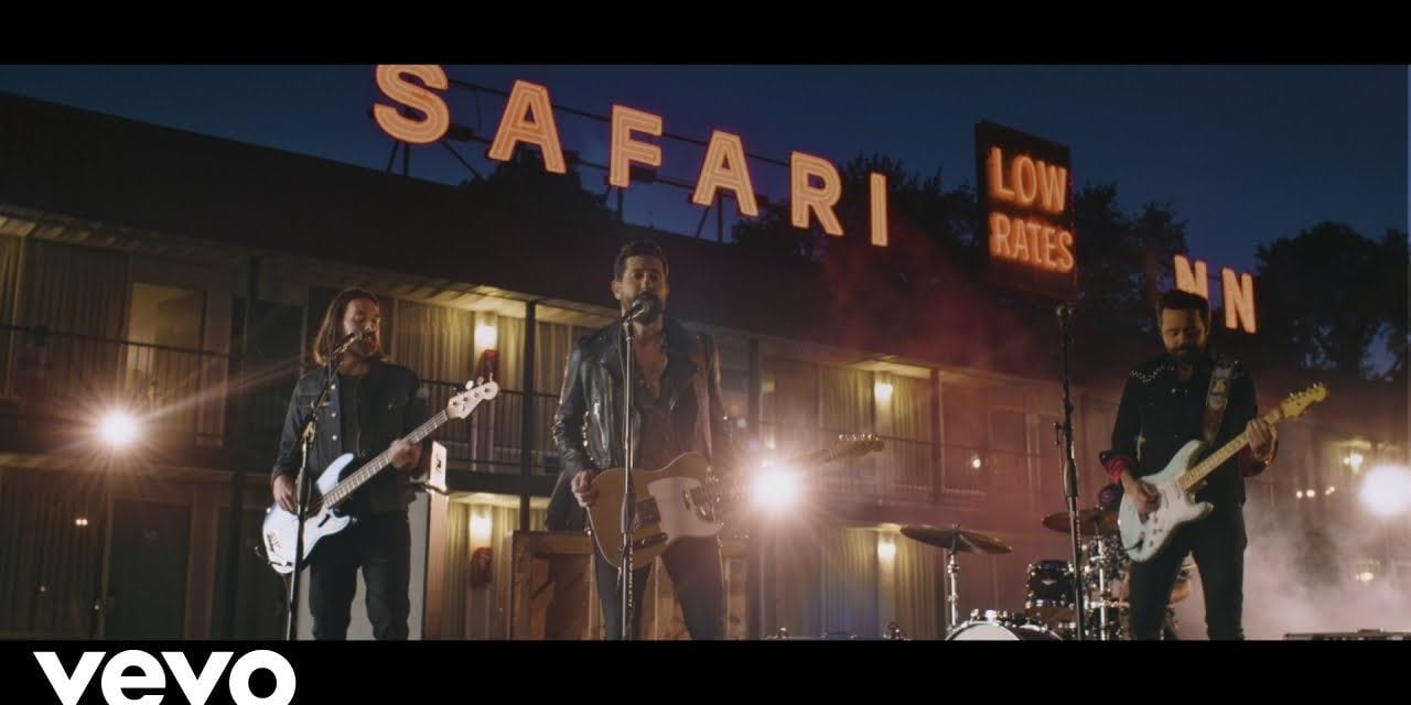 Old Dominion – Hotel Key (Official Music Video)
