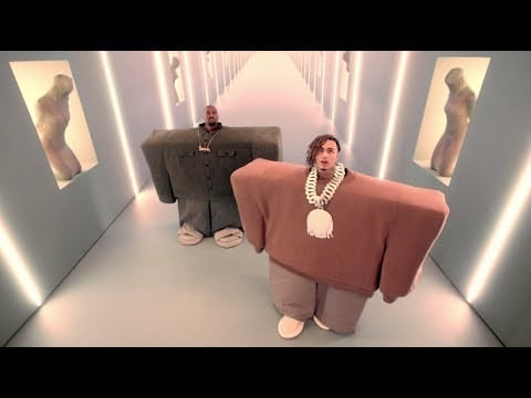 Kanye West & Lil Pump – I Love It (Official Music Video)