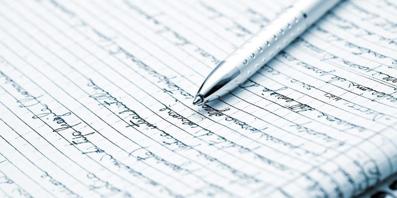 Lyrics: What To Write About?