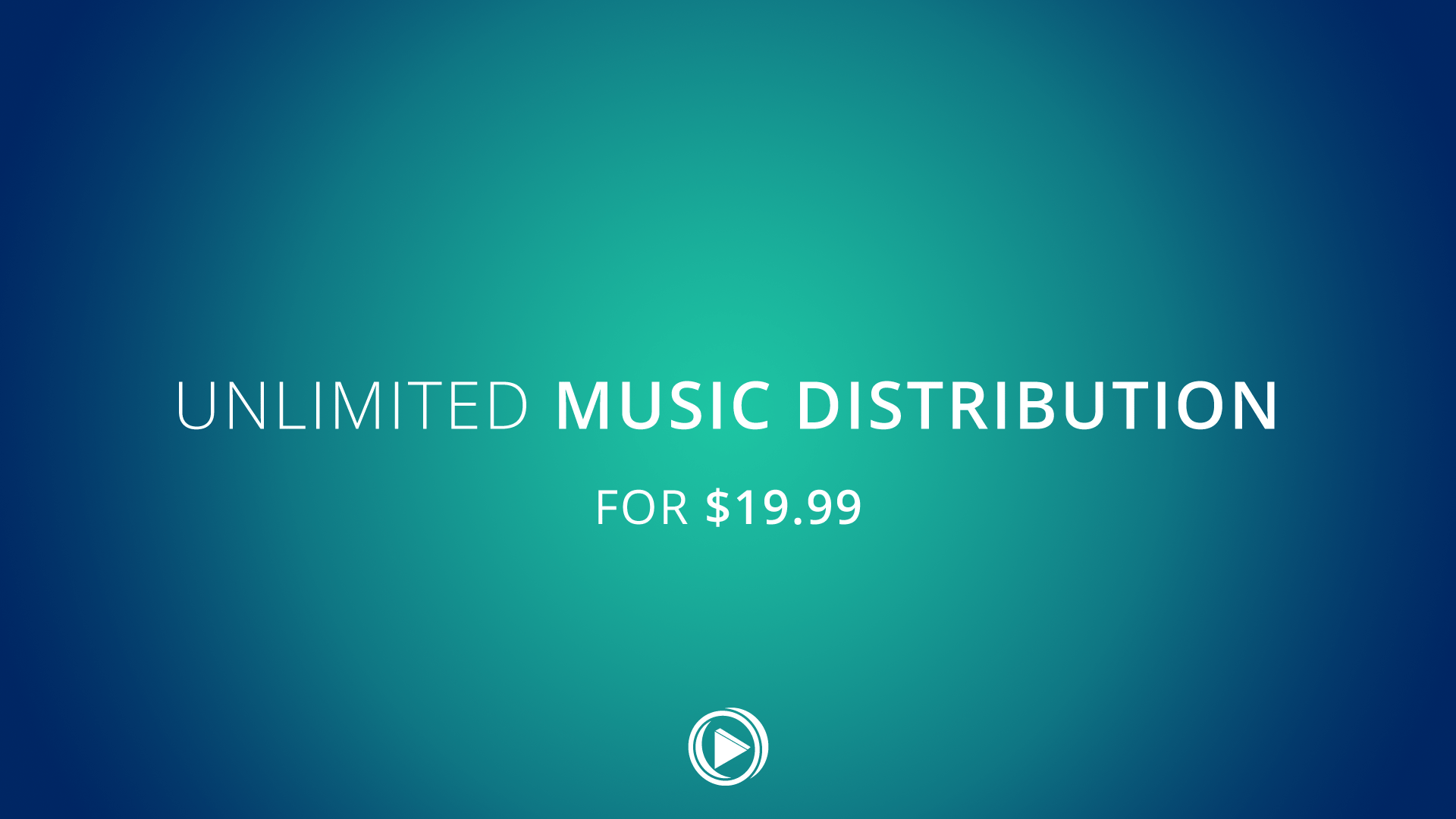 Unlimited Music Distribution
